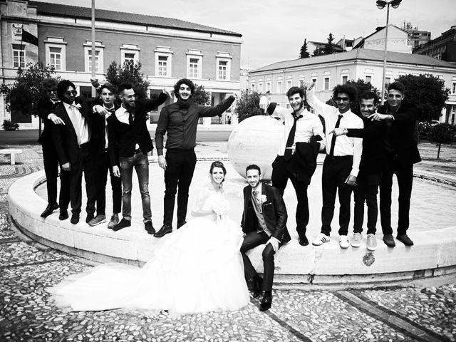 Il matrimonio di Gennaro e Jessica a Latina, Latina 65