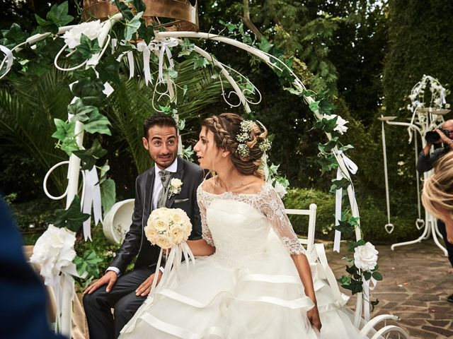 Il matrimonio di Gennaro e Jessica a Latina, Latina 74