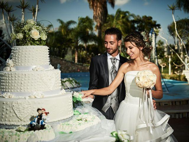 Il matrimonio di Gennaro e Jessica a Latina, Latina 84
