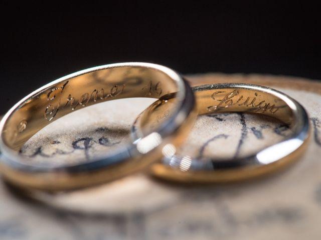 Il matrimonio di Luigi e Irene a San Gimignano, Siena 12