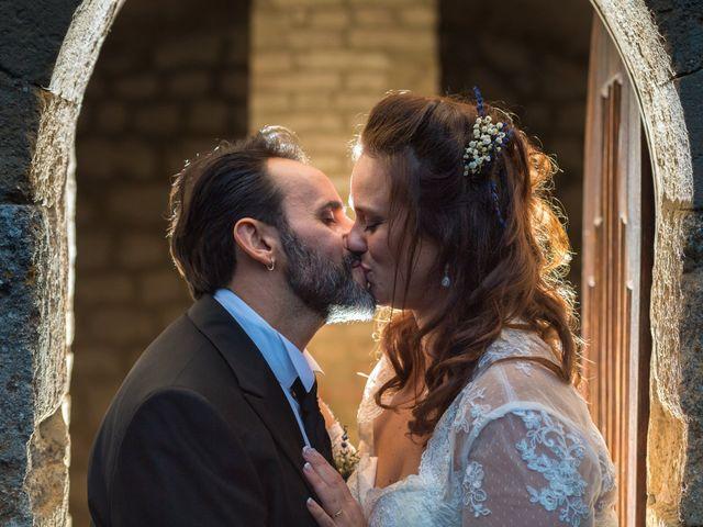 Il matrimonio di Luigi e Irene a San Gimignano, Siena 18