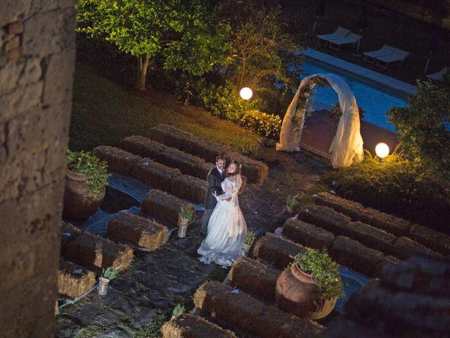 Il matrimonio di Luigi e Irene a San Gimignano, Siena 22