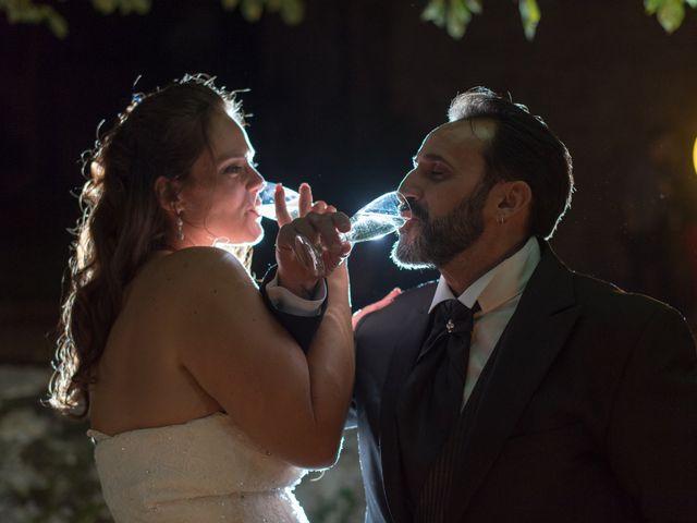 Il matrimonio di Luigi e Irene a San Gimignano, Siena 26