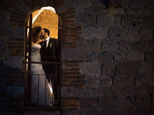 Il matrimonio di Luigi e Irene a San Gimignano, Siena 27