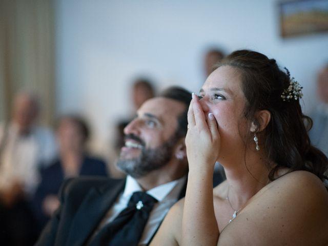 Il matrimonio di Luigi e Irene a San Gimignano, Siena 28