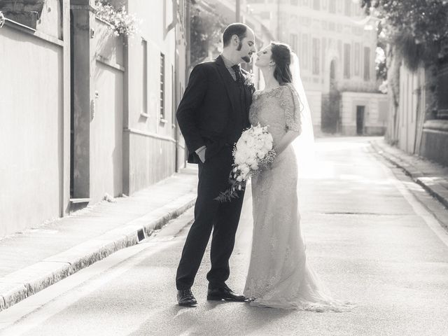 Le nozze di Morena e Gabriele