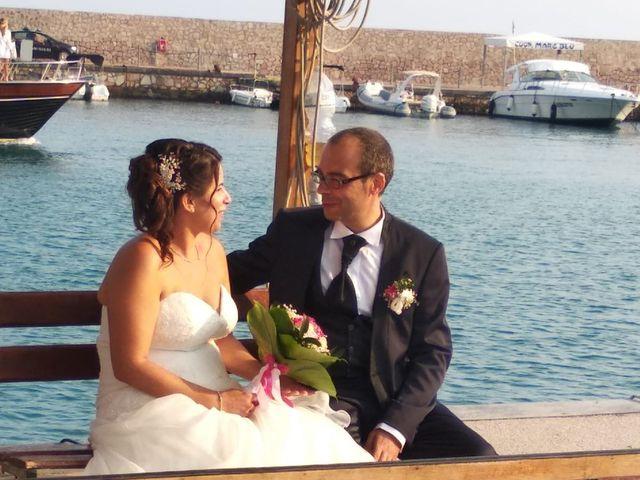 Il matrimonio di Andrea e Raffaella a Santa Marina, Salerno 4