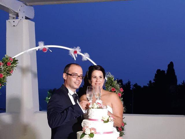 Il matrimonio di Andrea e Raffaella a Santa Marina, Salerno 6