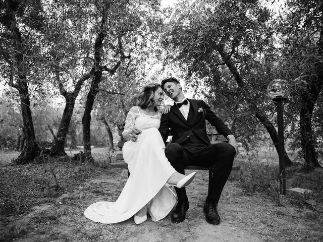 Il matrimonio di Andrea e Desy a Pian di Sco, Arezzo 2