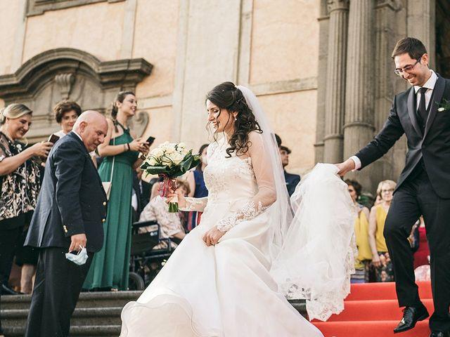 Il matrimonio di Carmelo e Lorena a Biancavilla, Catania 12