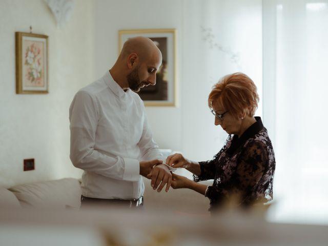 Il matrimonio di Fabrizio e Giorgia a Merone, Como 3