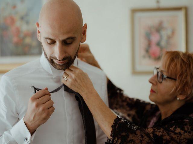 Il matrimonio di Fabrizio e Giorgia a Merone, Como 4