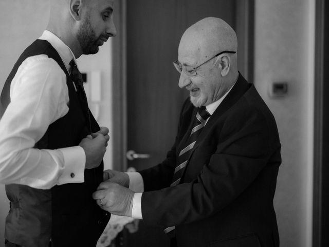 Il matrimonio di Fabrizio e Giorgia a Merone, Como 5