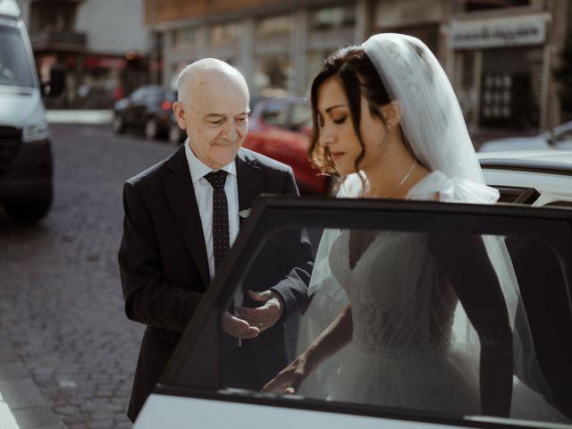 Il matrimonio di Fabrizio e Giorgia a Merone, Como 24