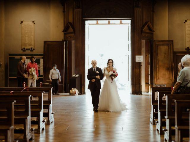 Il matrimonio di Fabrizio e Giorgia a Merone, Como 25