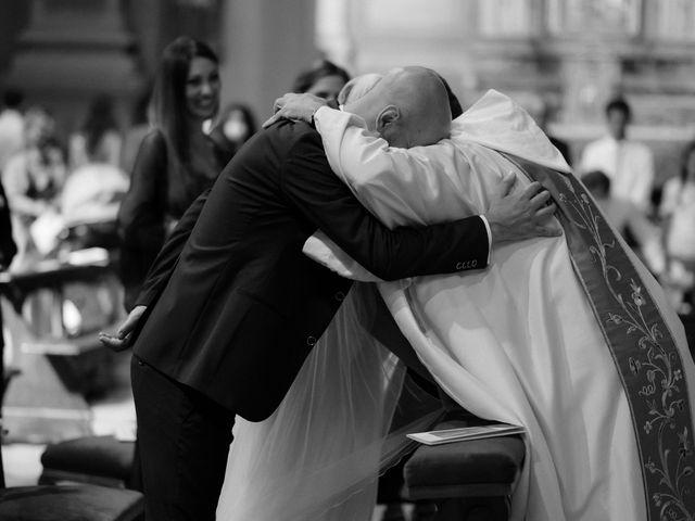 Il matrimonio di Fabrizio e Giorgia a Merone, Como 28