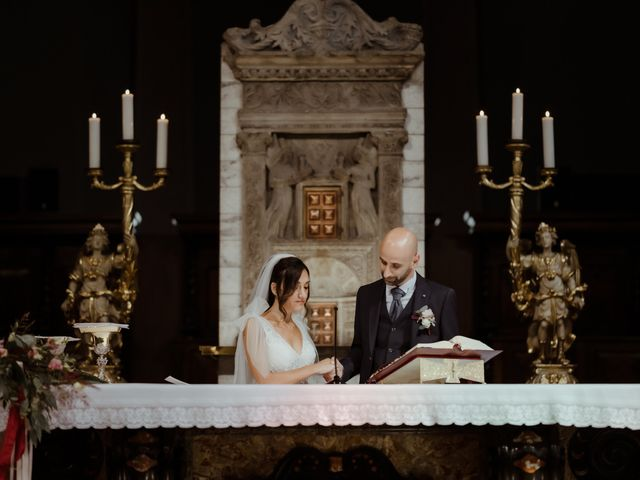 Il matrimonio di Fabrizio e Giorgia a Merone, Como 29