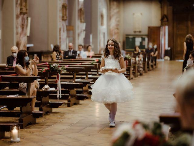 Il matrimonio di Fabrizio e Giorgia a Merone, Como 30