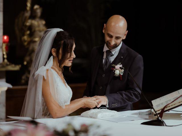 Il matrimonio di Fabrizio e Giorgia a Merone, Como 31