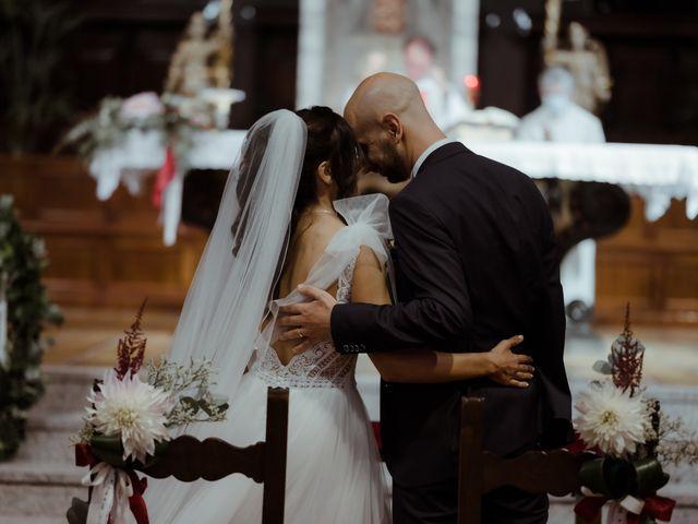 Il matrimonio di Fabrizio e Giorgia a Merone, Como 32