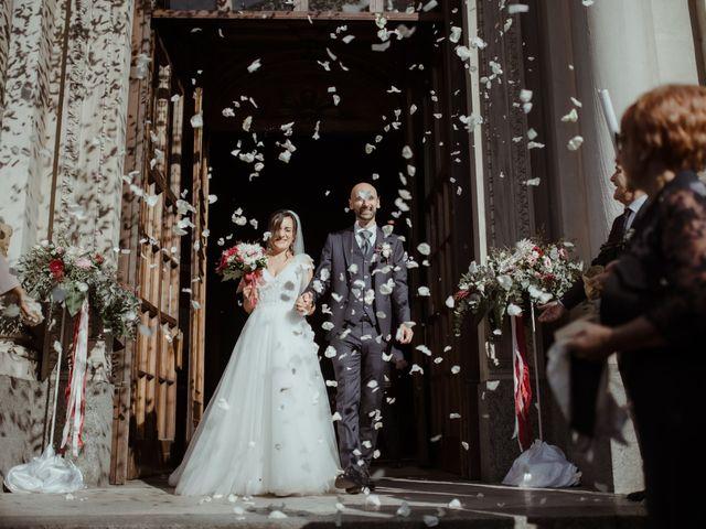 Il matrimonio di Fabrizio e Giorgia a Merone, Como 34
