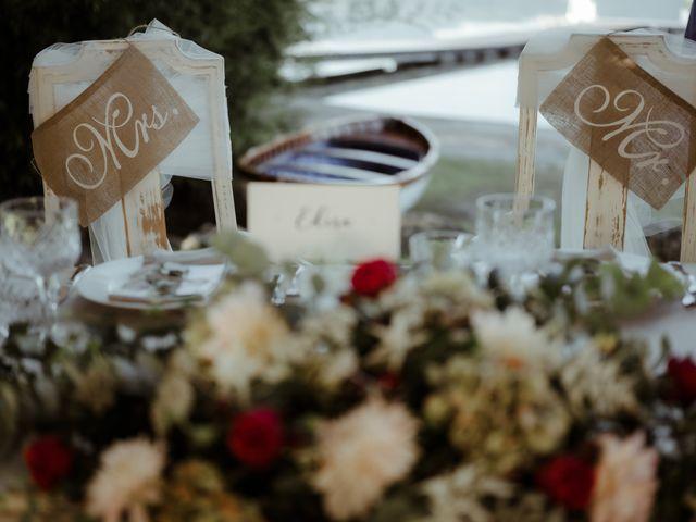 Il matrimonio di Fabrizio e Giorgia a Merone, Como 45