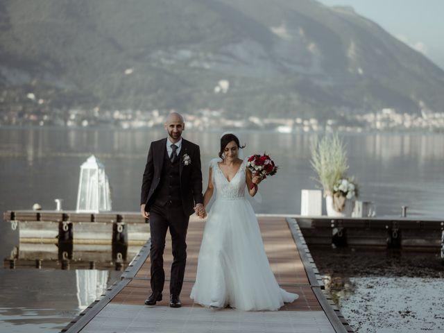 Il matrimonio di Fabrizio e Giorgia a Merone, Como 52