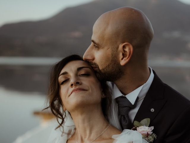 Il matrimonio di Fabrizio e Giorgia a Merone, Como 61