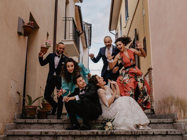 Il matrimonio di Daniele e Monica a Benevento, Benevento 21