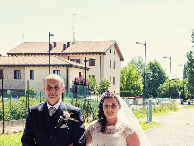 Il matrimonio di Michele e Federica a Cento, Ferrara 7