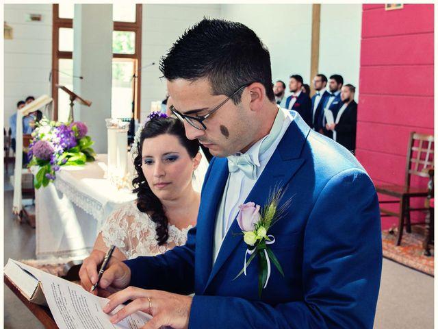 Il matrimonio di Michele e Federica a Cento, Ferrara 12
