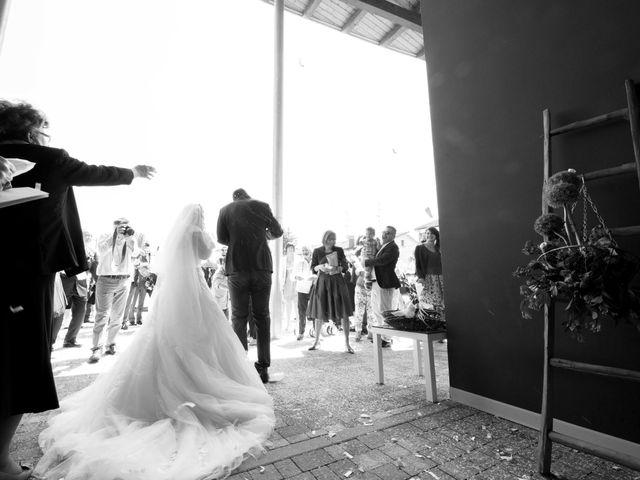 Il matrimonio di Michele e Federica a Cento, Ferrara 1