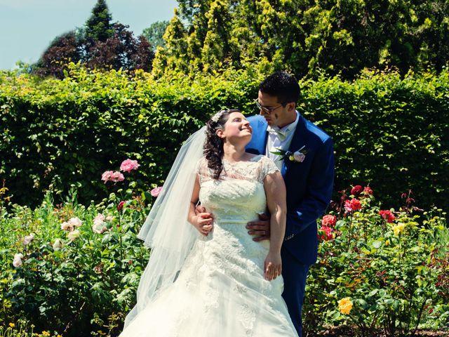 Il matrimonio di Michele e Federica a Cento, Ferrara 16