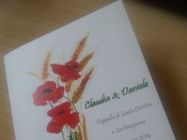 Il matrimonio di Daniele e Claudia a San Casciano in Val di Pesa, Firenze 3