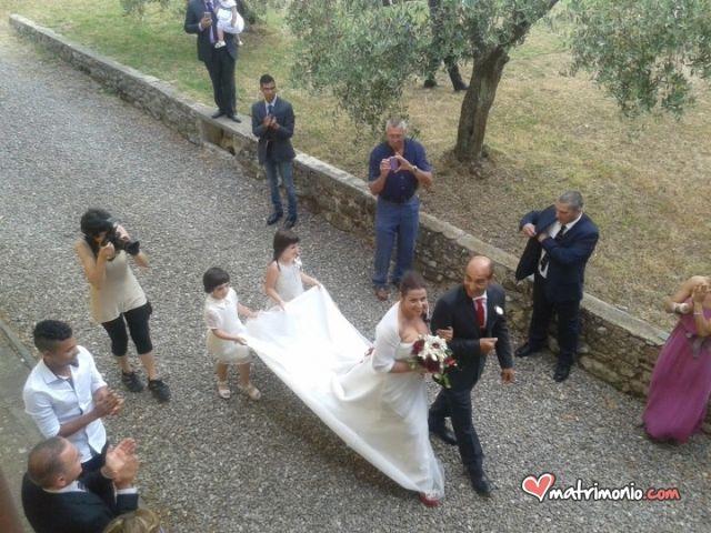 Il matrimonio di Daniele e Claudia a San Casciano in Val di Pesa, Firenze 6
