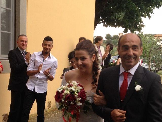 Il matrimonio di Daniele e Claudia a San Casciano in Val di Pesa, Firenze 7