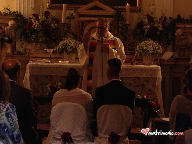 Il matrimonio di Daniele e Claudia a San Casciano in Val di Pesa, Firenze 8