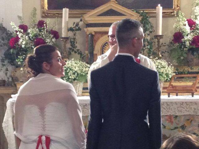 Il matrimonio di Daniele e Claudia a San Casciano in Val di Pesa, Firenze 12
