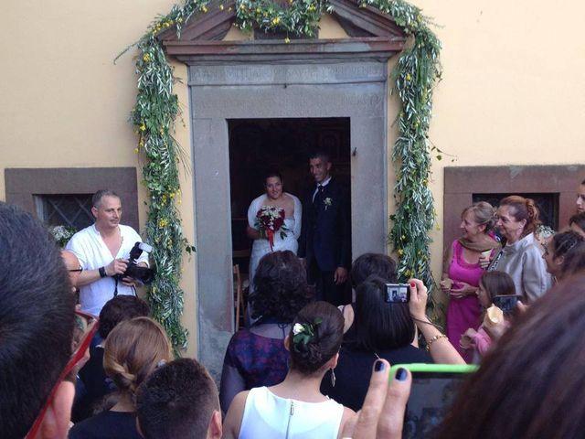 Il matrimonio di Daniele e Claudia a San Casciano in Val di Pesa, Firenze 13