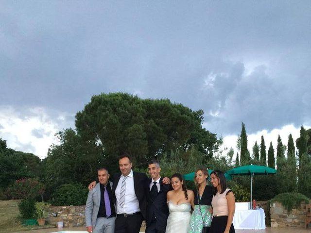 Il matrimonio di Daniele e Claudia a San Casciano in Val di Pesa, Firenze 15