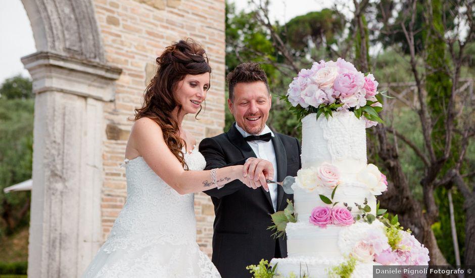 Il matrimonio di Walter e Luana a Pianella, Pescara