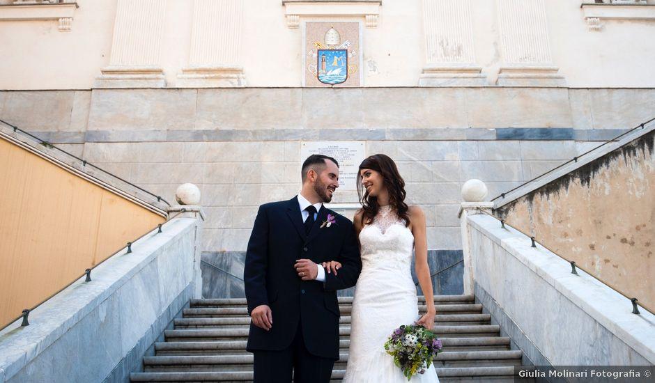 Il matrimonio di Andrea e Natalia a Camogli, Genova
