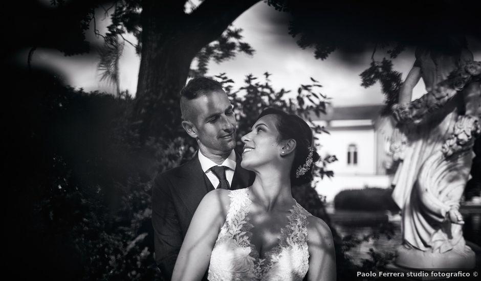 Il matrimonio di Emanuele e Veronica a Settefrati, Frosinone