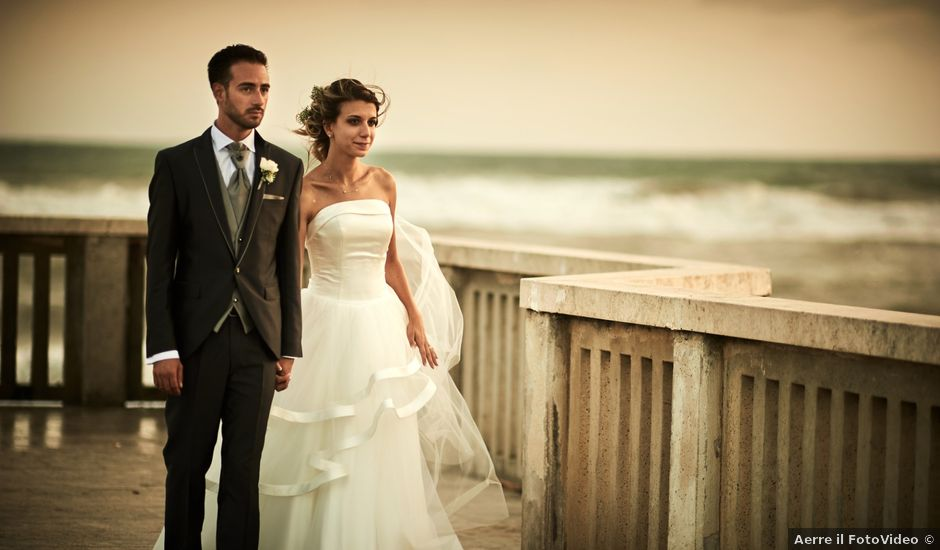Il matrimonio di Gennaro e Jessica a Latina, Latina