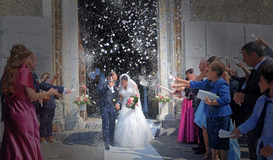 Il matrimonio di Andrea e Raffaella a Santa Marina, Salerno