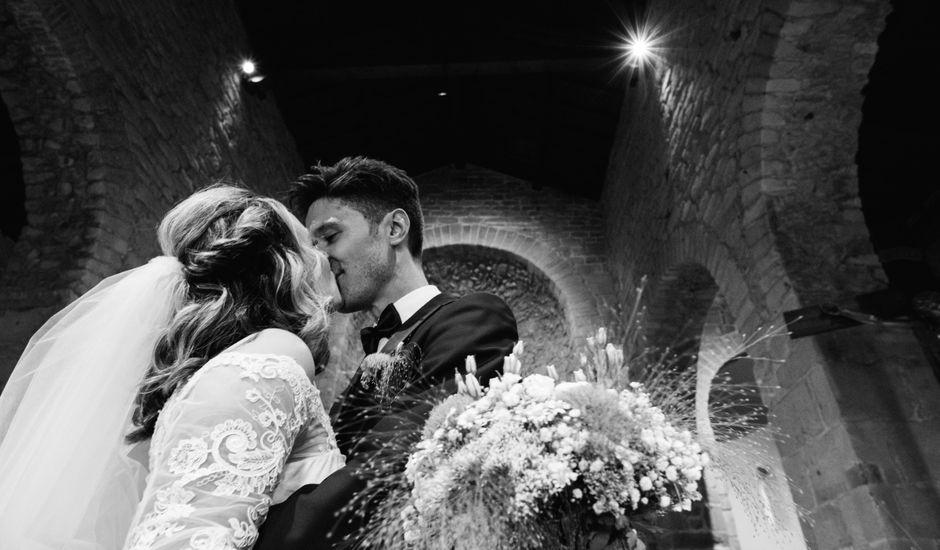 Il matrimonio di Andrea e Desy a Pian di Sco, Arezzo