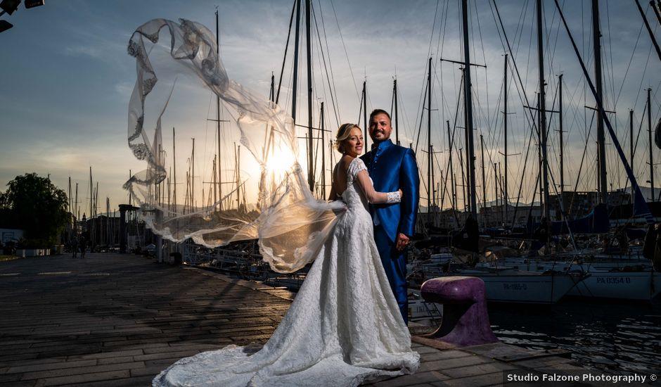 Il matrimonio di Giovanni e Valeria a Palermo, Palermo