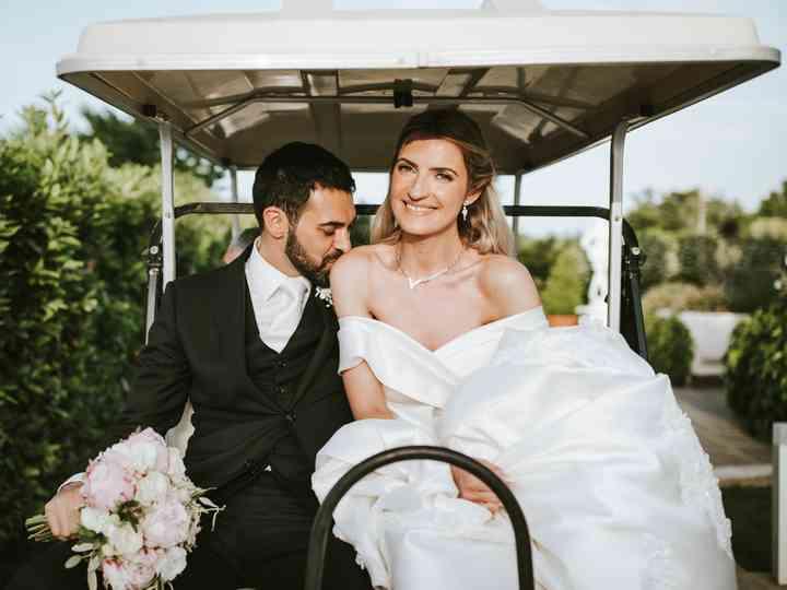 Le nozze di Natalia e Alessandro