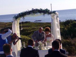 Le nozze di Michele  e Pina 1