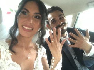 Le nozze di Eugenio e Federica